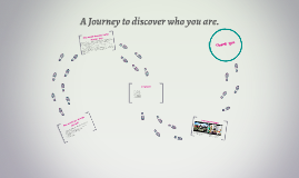 A Journay to discover who you are.
