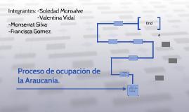 Proceso de ocupación de la Araucanía.
