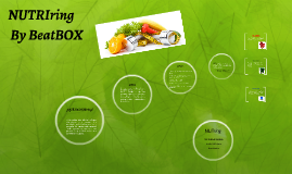 Nutriring BY BeatBOX