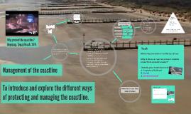 Lesson 3. Management of the coastline