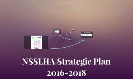 NSSLHA Strategic Plan