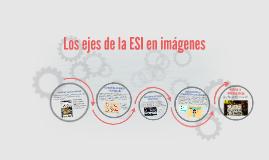 Copy of Los ejes de la ESI en imagenes