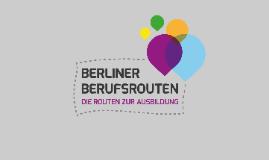 Berliner Berufsrouten 2017