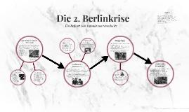 Die 2. Berlinkrise
