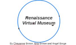 Renaissance Virtual Museum