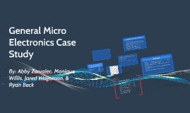 Copy of General Micro Electronics