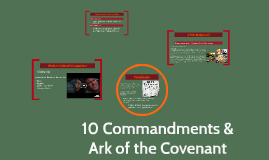 10 Commandments &