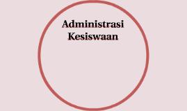 Administrasi Kesiswaan