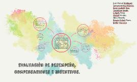Copy of Evaluación de desempeño, compensaciones e incentivos.