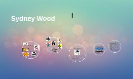 Copy of Sydney Wood