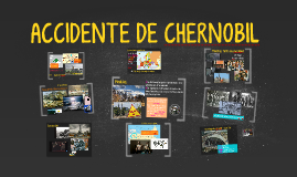 ACCIDENTE DE CHERNOBIL