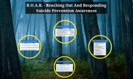 R.O.A.R. - Reaching Out And Responding