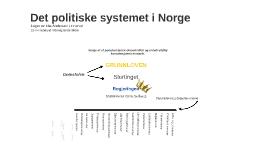 Det politiske systemet i Norge