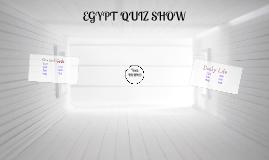 Egypt Quiz Show
