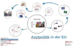 Asylpolitik in der EU