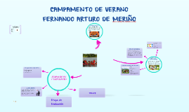 CAMPAMENTO DE VERANO FERNANDO ARTURO DE MERIÑO