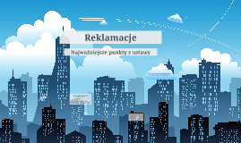 Copy of Sky over the city prezi template