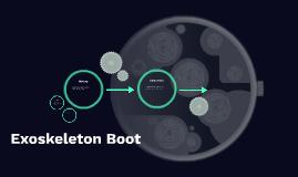 Exoskeleton Boot