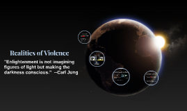 NEWBIE LECTURE 3: Realities of Violence