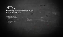 1. Basic HTML5