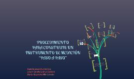 Copy of Recolección de datos cuantitativos: Segunda parte