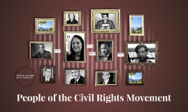 People of the Civil Rights Movement
