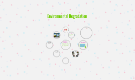 Environmental Degradation & Pollution