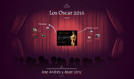 Los Oscar 2016