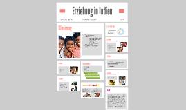 Erziehung in Indien