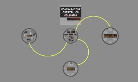 Copy of CONTRATACIÓN ESTATAL EN COLOMBIA