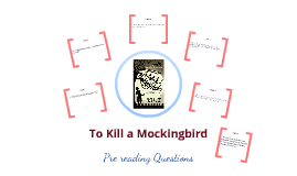 Copy of To Kill a Mockingbird Pre Reading Questions