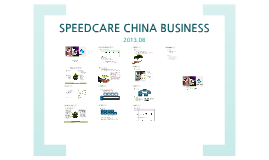 Copy of Speedcare China business