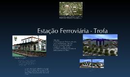 Estação ferroviária da Trofa