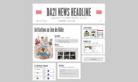 [DA2I] Initiation au Jeu de Rôle