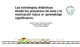 Proyecto Estrategias Didacticas