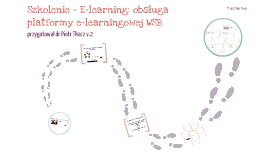 Szkolenie (v.s2) // E-learning - obsługa platformy e-learningowej