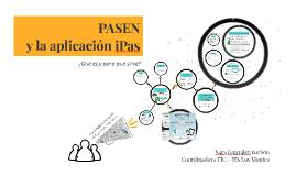PASEN y la aplicación iPasen.