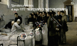 Siglo XIX. El Realismo.