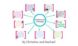 A Christmas Carol: Text Analysis