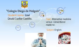 ''Colegio Diego de Holguin''