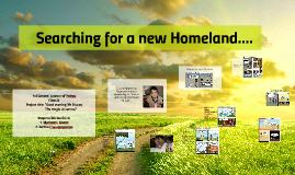 Αναζητώντας μια άλλη πατρίδα....