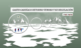 Copy of GASTO CARDÍACO RETORNO VENOSO Y SU REGULACIÓN