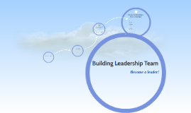 Building Leadership Team