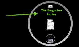 Copy of The forgotten letter