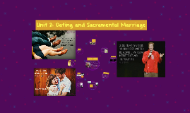 Unit 2: Dating and Sacramental Marriage