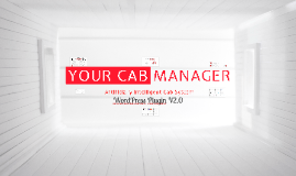 YCM - WP Plugin for Taxi Booking V2.0