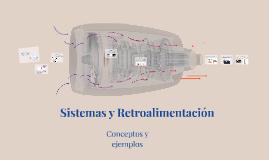 Sistemas y Retroalimentación
