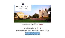 AL Rdg Conference Presentation