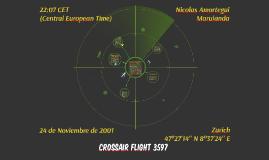 Crossair Flight 3597