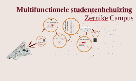 Copy of Multifunctionele studentenbehuizing